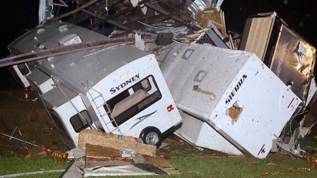 Vilonia, Arkansas tornado