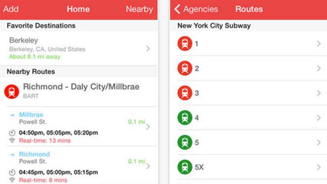 zoute-transit-iphone-app