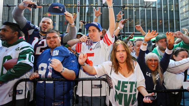 NFL Draft 2014 New York City
