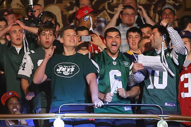 NFL Draft 2014 New York