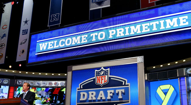 Where can I watch NFL draft