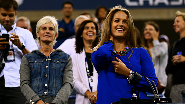2013 US Open - kim sears