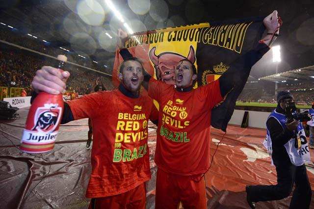 Belgium World Cup 2014 Odds