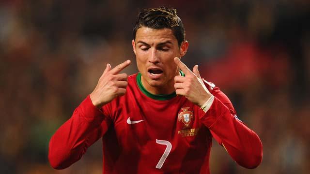 Crisitano Ronaldo World Cup Top Scorer Odds