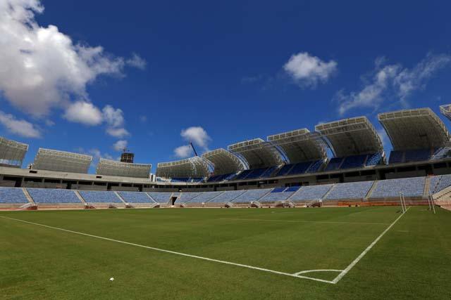 Estadio das Dunas USA Ghana