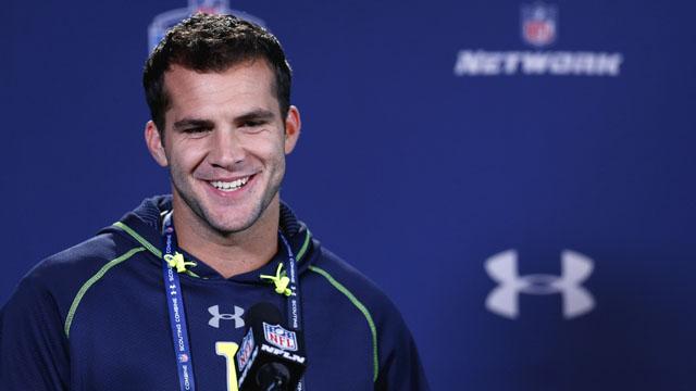 Blake Bortles NFL Draft 2014