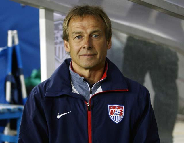 Jurgen Klinsmann Landon Donovan