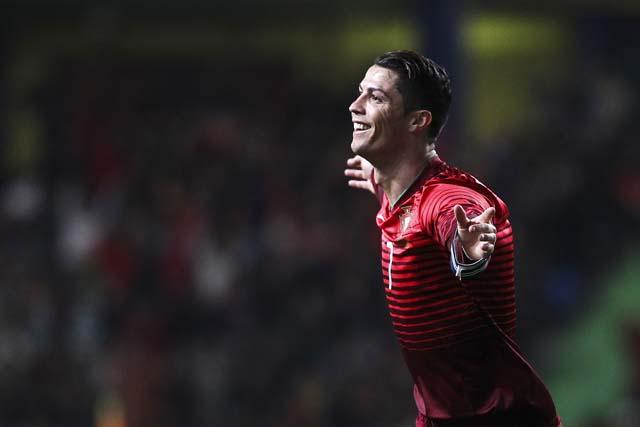 World Cup Ronaldo Top Scorer