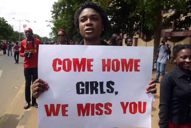 kidnapping school girls