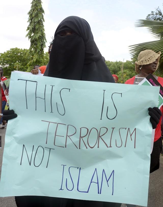 Boko Haram Bring Back Our Girls