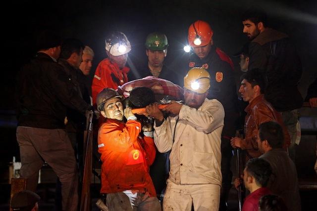 turkey miners