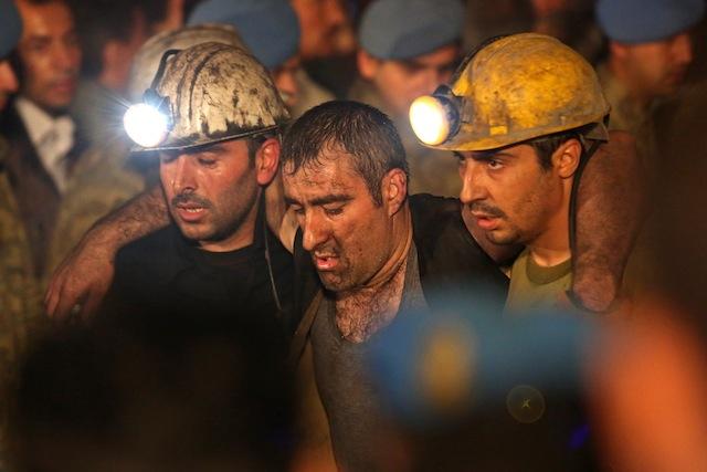 turkish miners