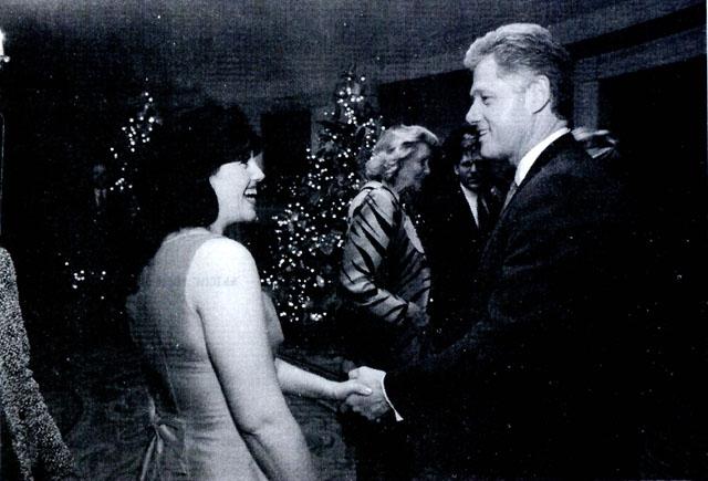 When did Monica Lewinsky Meet Bill Clinton?