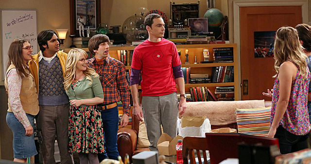 The Status Quo Combustion, big bang theory season finale, big bang theory season 7 finale