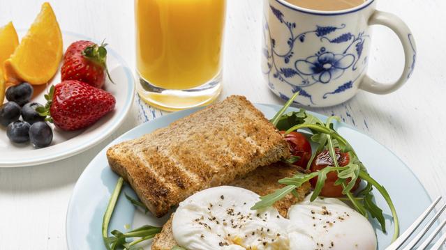 breakfast metabolism