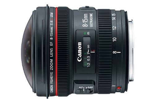 best canon fisheye lens