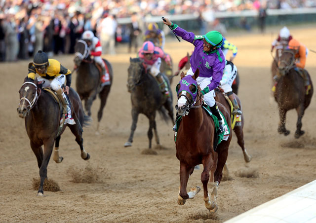 California Chrome, Victor Espinoza, Kentucky Derby