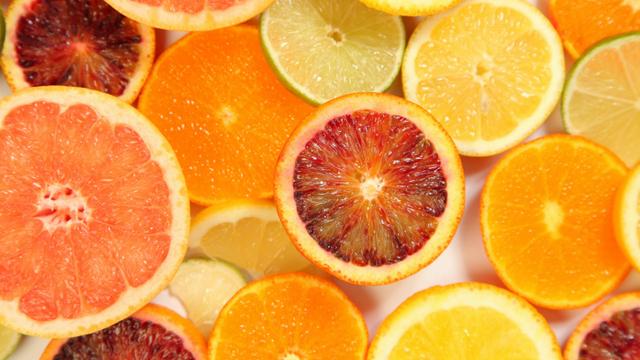 citrus depression