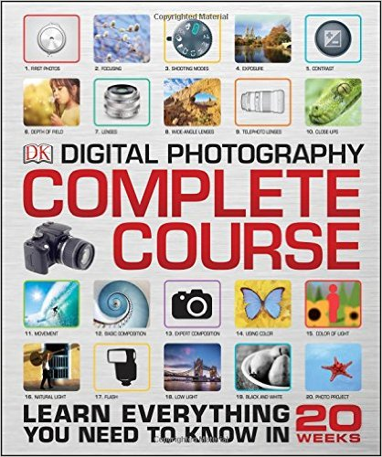 digital photography complete course, best digital photography books, digital photography manual, how to digital photography
