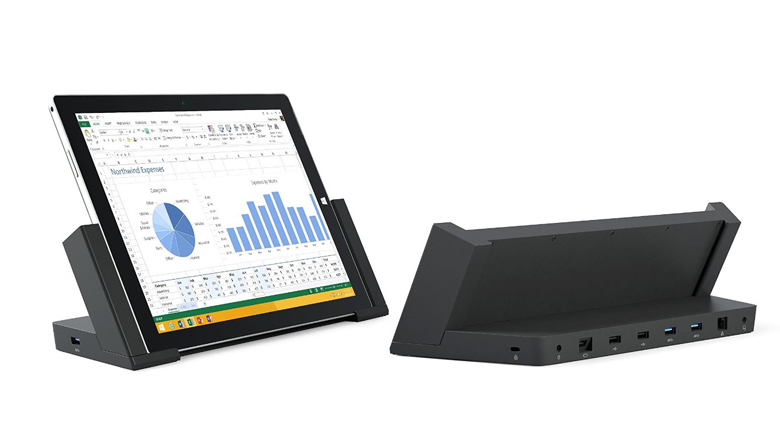 surface pro 3 docking station accessory