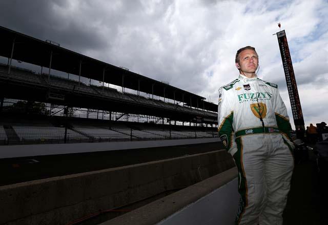 Ed Carpenter, Indianapolis 500, Indy 500