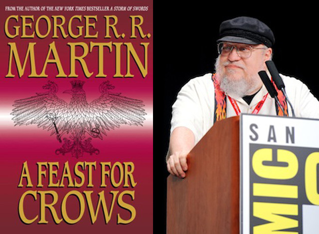 game of thrones feast for crows