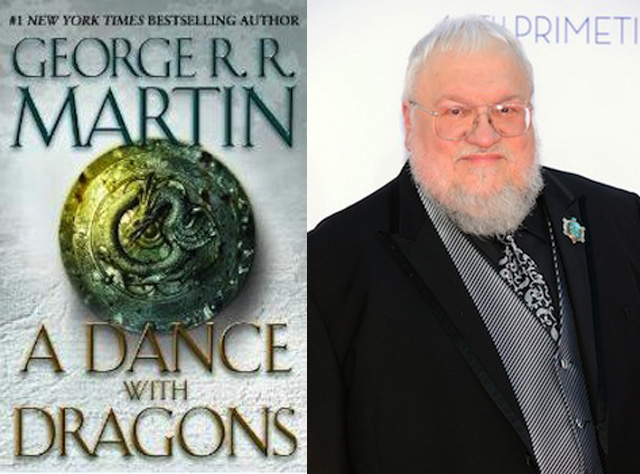 dance of dragons book