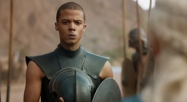 greyworm game of thrones pictures