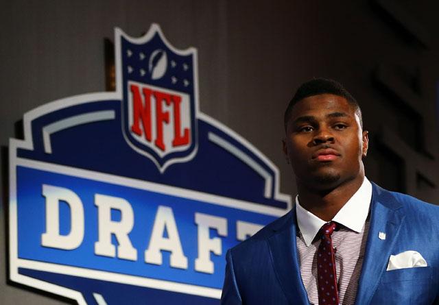 Khalil Mack, Raiders, NFL draft