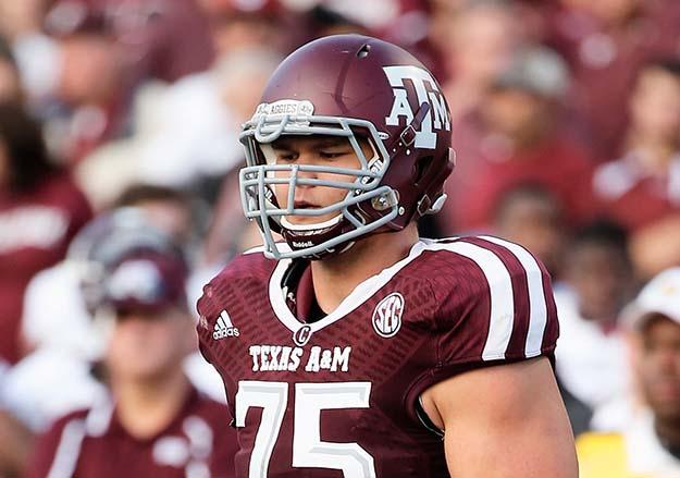 Jake Matthews, Texas A&M, NFL draft, Johnny Manziel