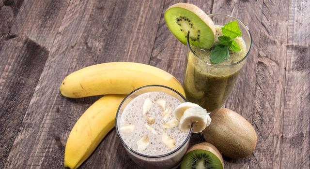 metabolism smoothie snacks