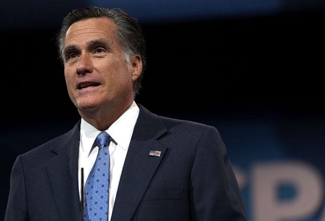 Mitt Romney, Thom Tillis, North Carolina, Senate