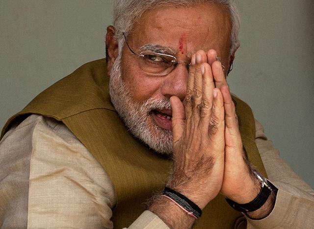 Narendra Modi, India, Prime Minister, elections