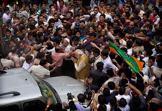 Narendra Modi, India, elections, Prime Minister