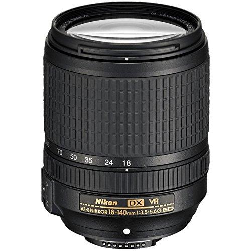 Nikkor 18-140 telephoto lens
