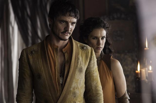 oberyn martell dies, game of thrones sand snakes