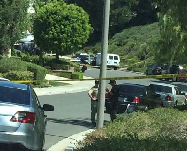 Pacific Hills Drive Murder Suicide