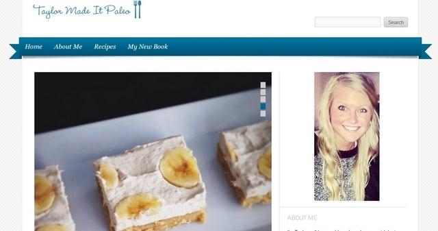 Paleo desserts recipes
