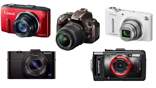 best digital cameras, digital camera, cameras, point and shoot, slr