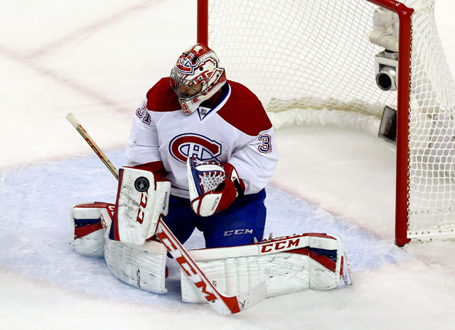 Carey Price, Montreal Canadiens, Boston Bruins, NHL playoffs