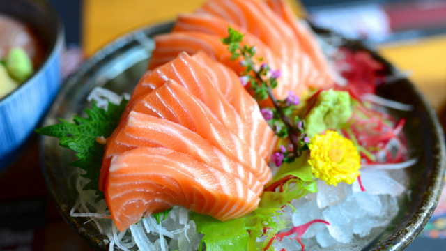 salmon depression diet