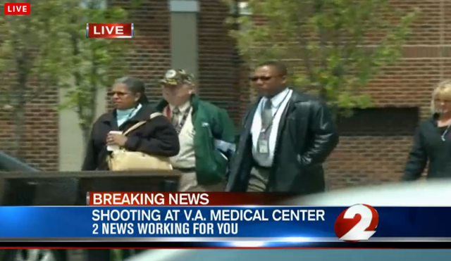 Dayton Hospital Shooting