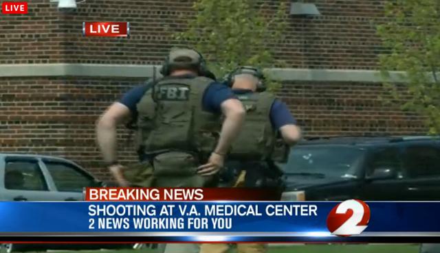 VA Medical Center Shooting FBI