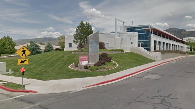 Utah Hospital shooting
