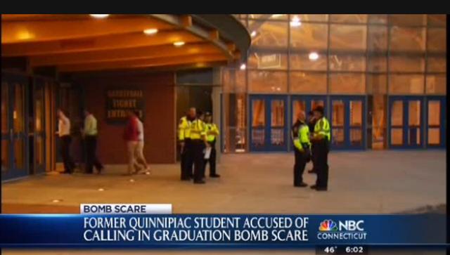 Quinnipiac Bomb threat