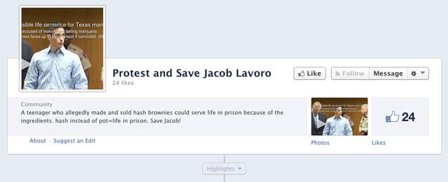 Jacob Lavoro Facebook