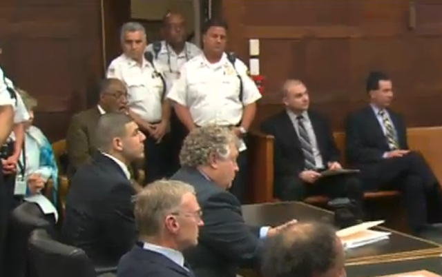 Aaron Hernandez new murder charge