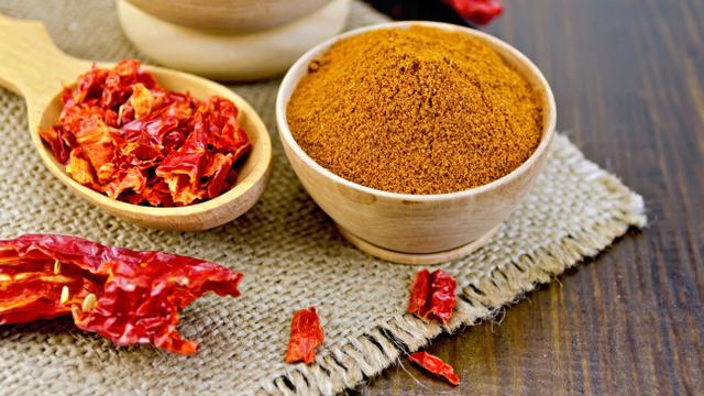 spicy foods nursing
