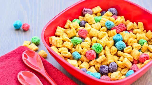 sugar cereal