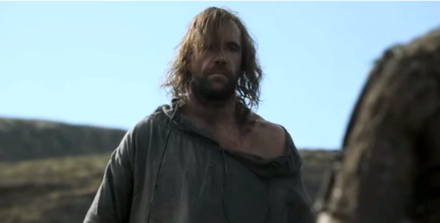 the hound dead game of thrones